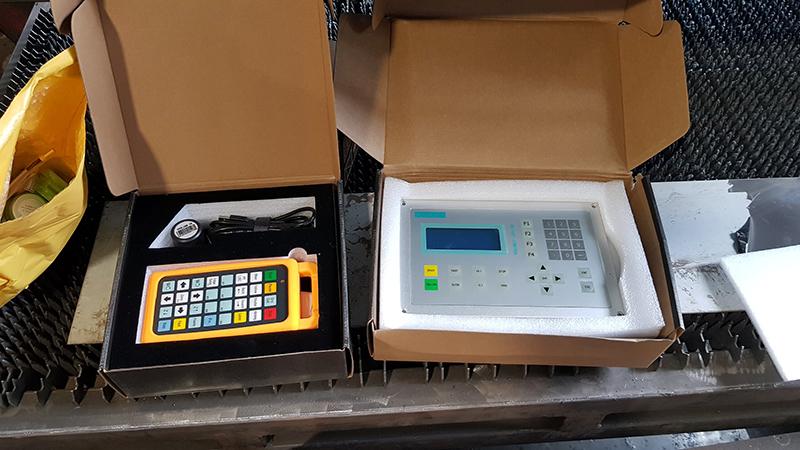 Очередная поставка оборудования для производства.