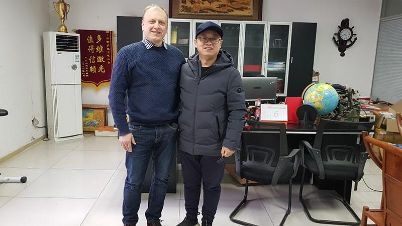 Партнеры в Китае