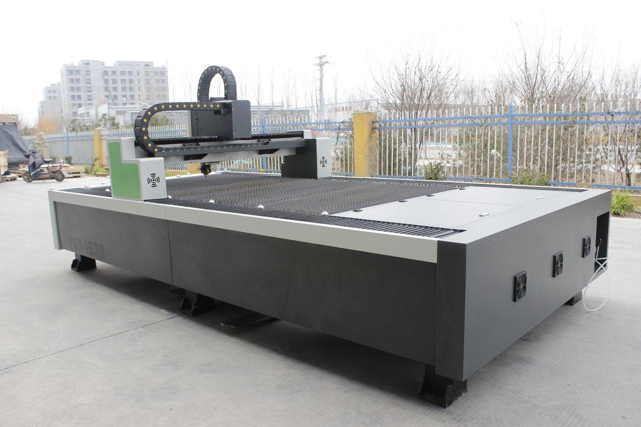 Лазерный станок по металлу G-RAY 1530