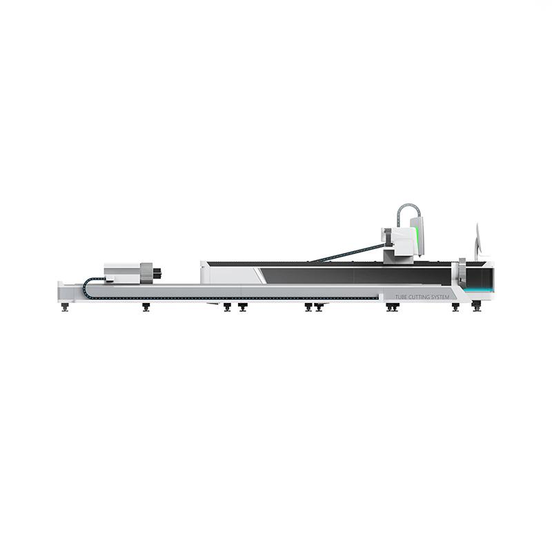 Лазерный станок по металлу Bodor F3015T с модулем для резки труб