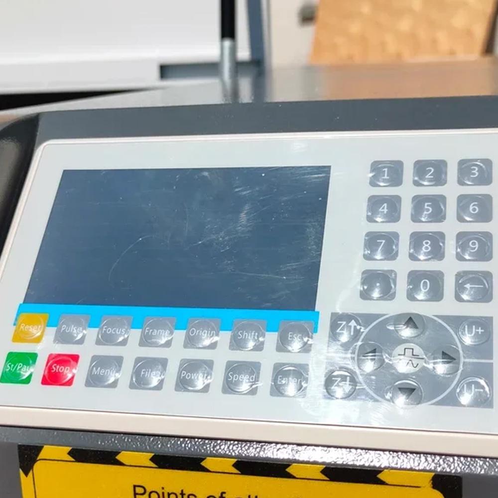 Лазерный станок Gray 1080 с рельсами