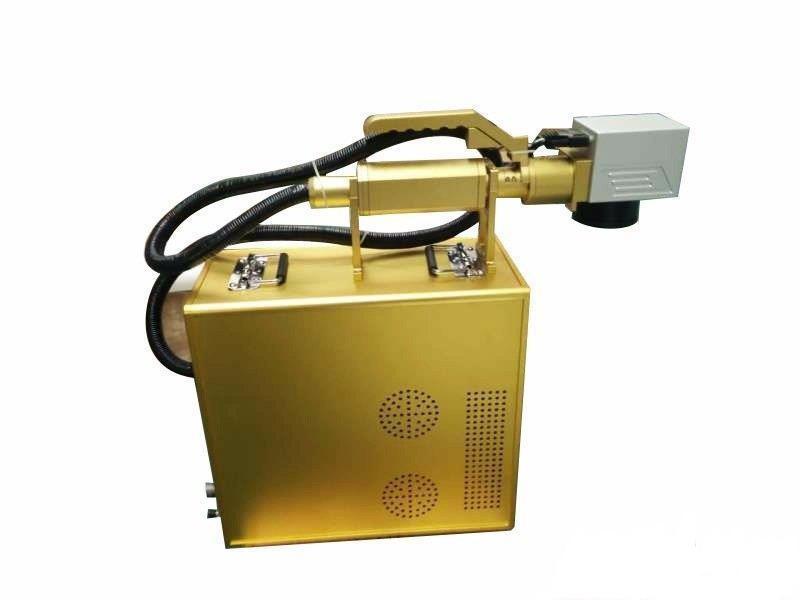 Ручной лазерный маркиратор оптоволоконный XM-20W handle