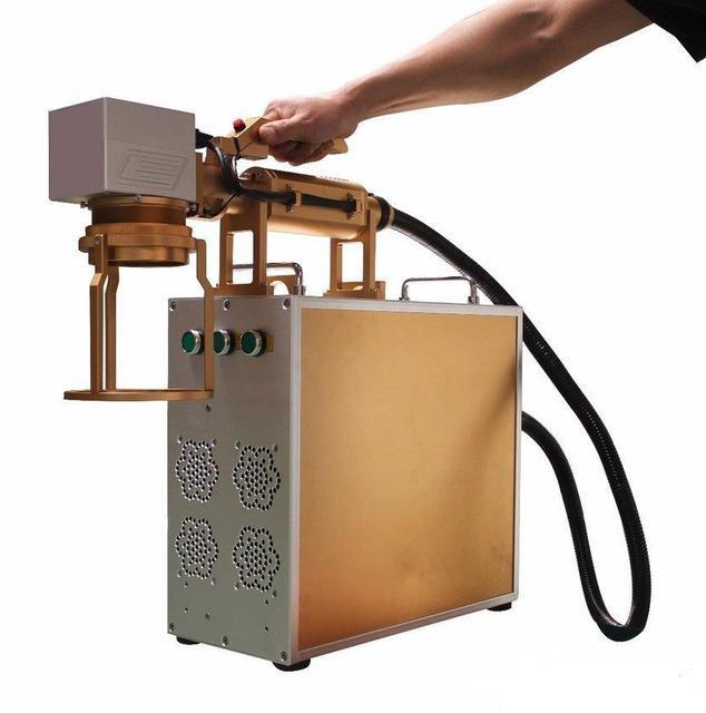 Ручной лазерный маркиратор оптоволоконный XM-30W handle