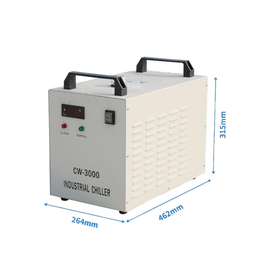 Чиллер cW 3000 для лазерного CO2 станка
