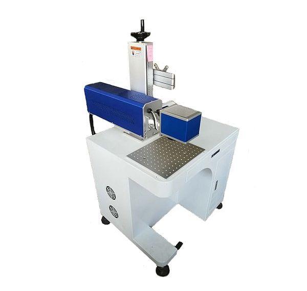 Лазерный маркер RF напольный, 30 ВТ