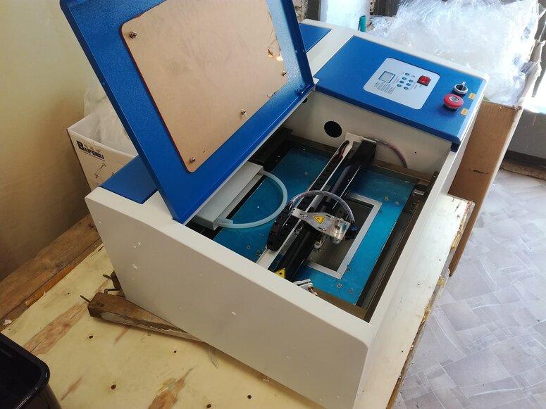 Лазерный станок 2030 50W для домашней мастерской