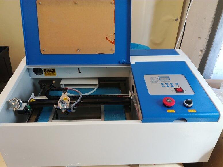 Лазерный станок 2030 40W для домашней мастерской