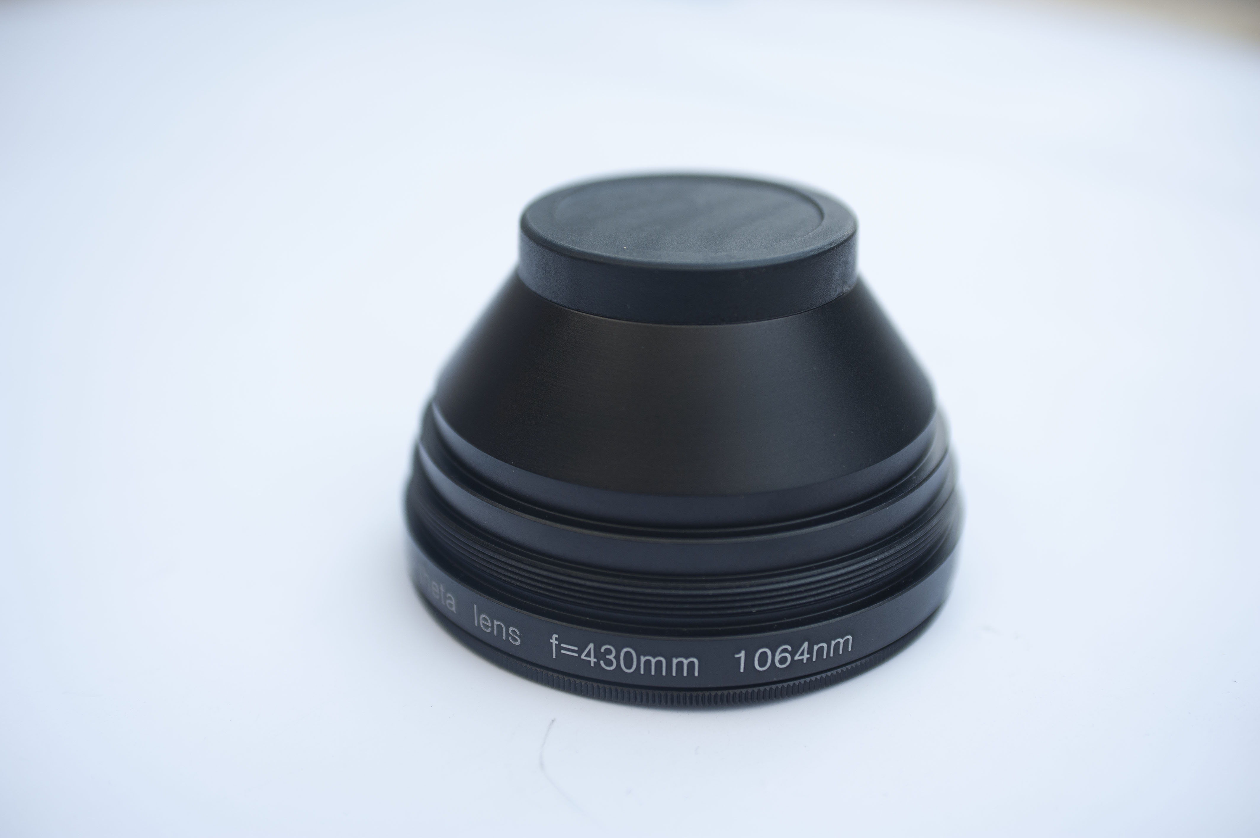 Сканирующая линза для волоконного лазера 110 х 110
