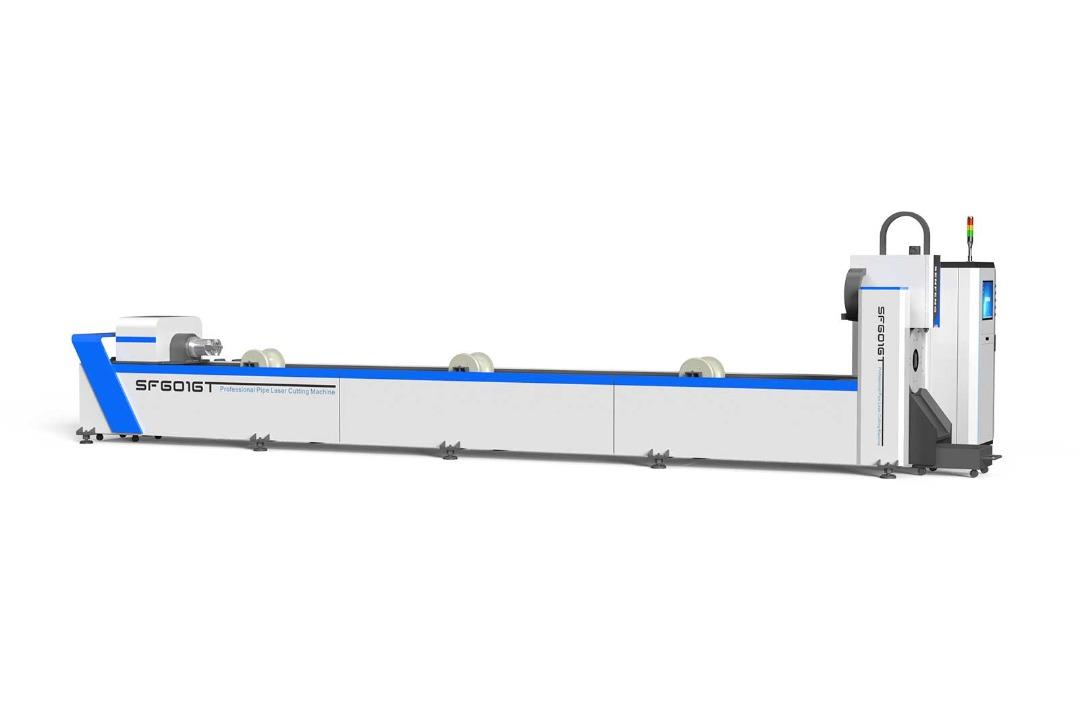 Оптоволоконный лазерный труборез SF6016T