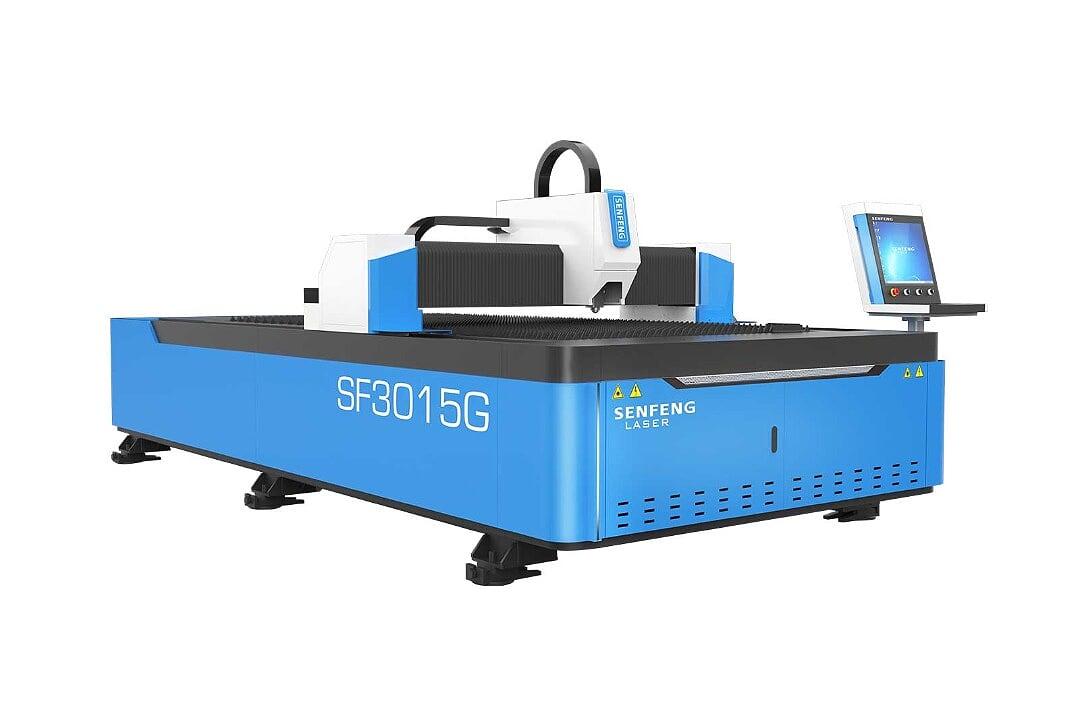 Лазерный станок по металлу Senfeng SF3015G
