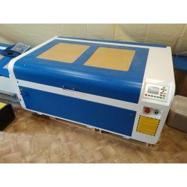 Лазерный станок 1040 с рельсами